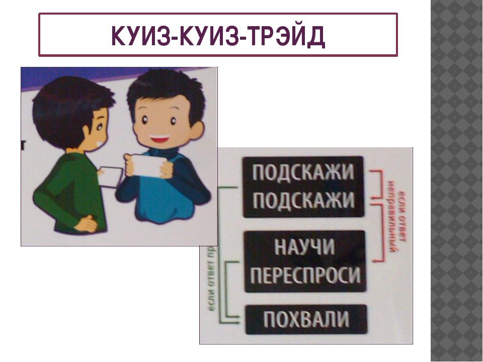 КУИЗ-КУИЗ-ТРЭЙД