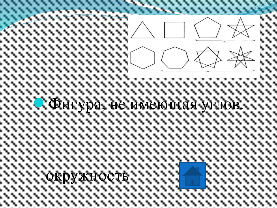 Вопрос Расстояние от центра до точки на окружности. радиус