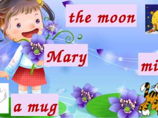 milk the moon a mug Mary