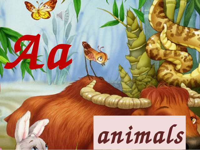 Aa animals
