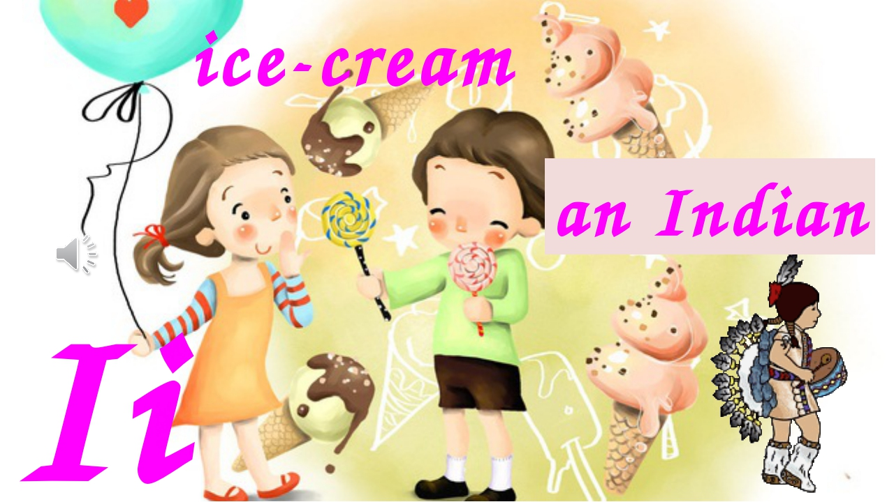 Ii ice-cream an Indian