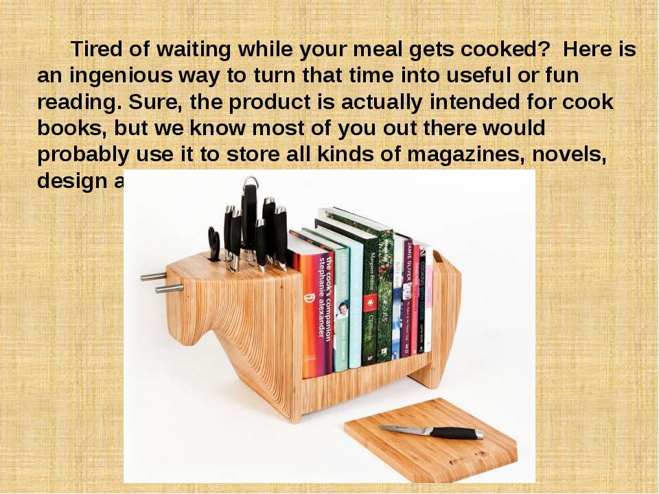 Tired of waiting while your meal gets cooked? Here is an ingenious way to tu...