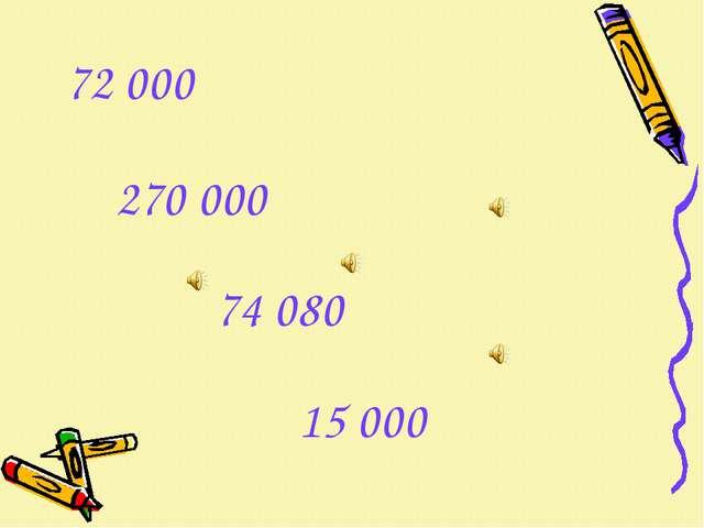 72 000 270 000 74 080 15 000