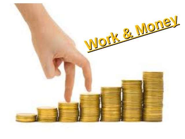 Work & Money