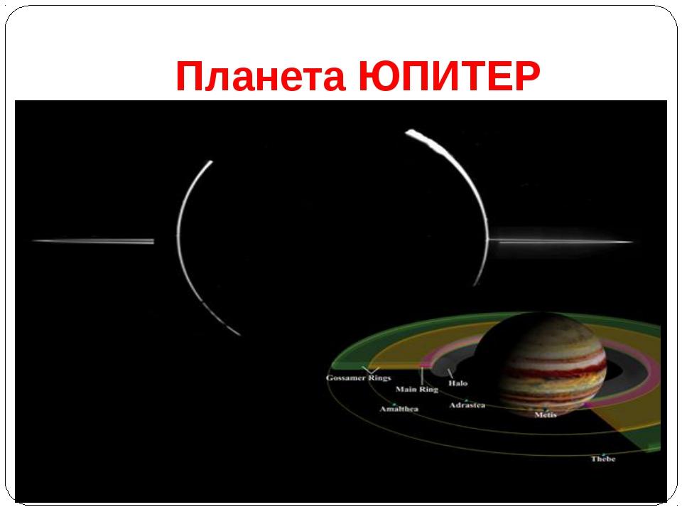 Планета ЮПИТЕР