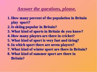 Answer the questions, please. How many percent of the population in Britain p
