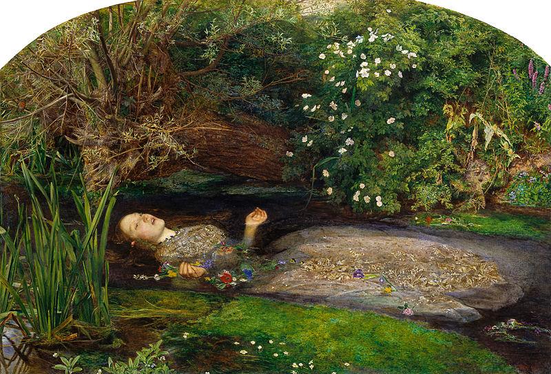 File:John Everett Millais - Ophelia - Google Art Project.jpg