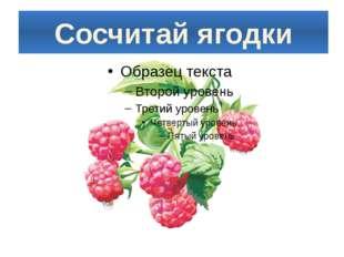 Сосчитай ягодки