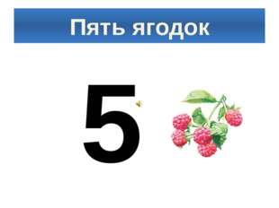 Пять ягодок 5