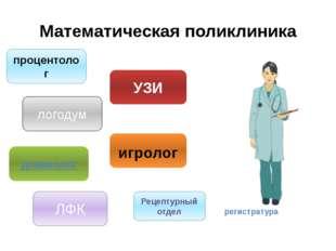 Диагностическая карта учеников   регистратура Результаты приема специалисто