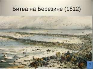 Битва на Березине (1812)