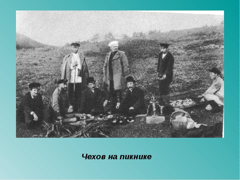 Чехов на пикнике