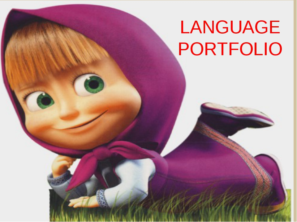 LANGUAGE PORTFOLIO