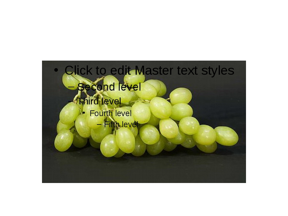 Grape clicker