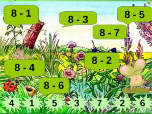 4 4 4 1 1 1 5 5 5 3 3 7 7 7 2 2 2 6 6 6 8 - 5 8 - 2 8 - 4 8 - 1 8 - 6 8 - 7 8