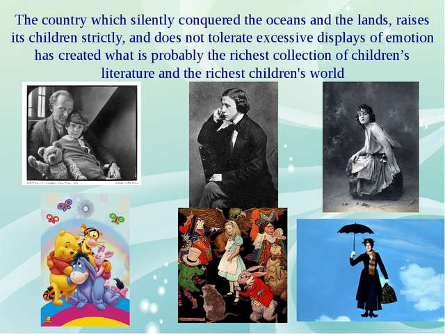 The country which silently conquered the oceans and the lands, raises its chi...