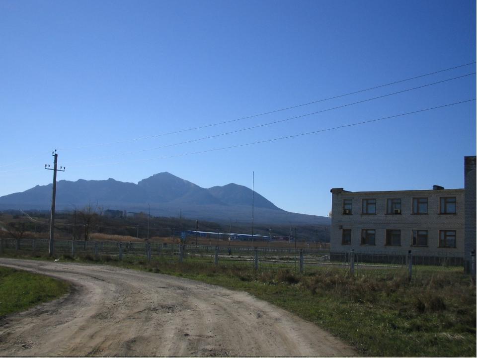 Окрестности поселка