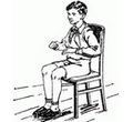 Попробуй встать со стула