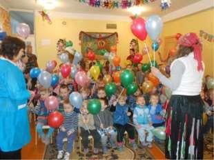Посещение детского дома семейного типа «Гнездышко» в Смоленске с концертной п