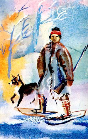 Собаки и человек