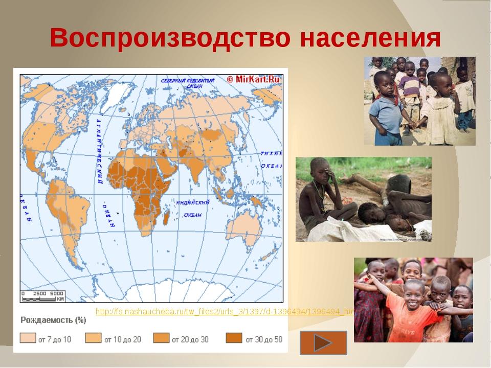 Численность Африки на 2011 год составила 1,04 млрд. человек. Средняя плотнос...