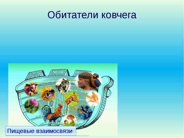 Обитатели ковчега Царства живой природы Роли организмов в природе Среды обита...
