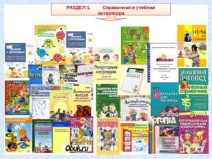 РАЗДЕЛ 1. Справочная и учебная литератора FokinaLida.75