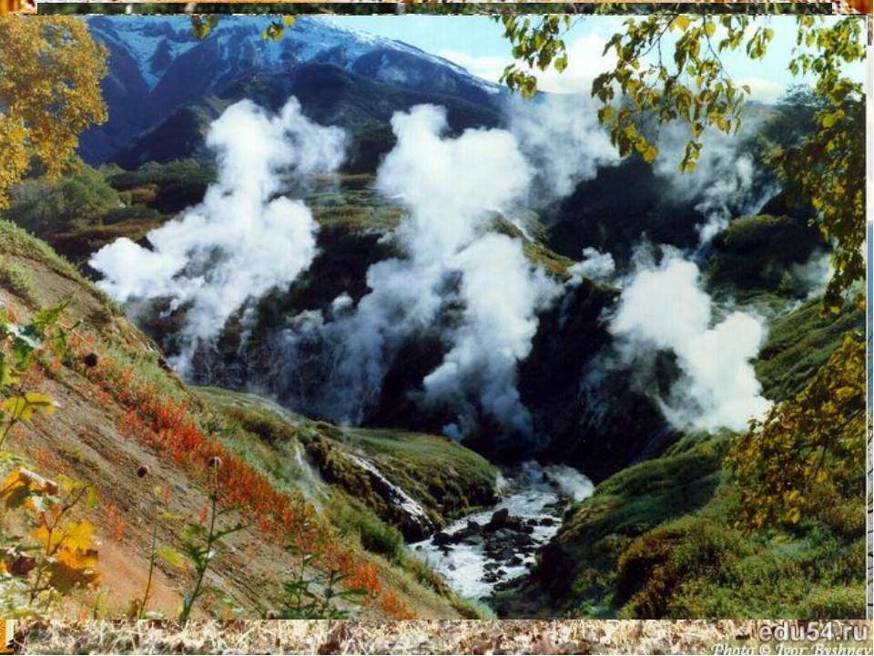 Заповедник – территория со всеми находящимися в ее пределах природными объек...