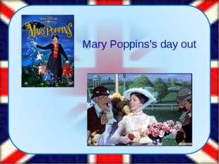 Mary Poppins's day out