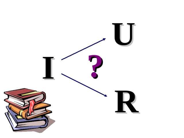 I R U ?