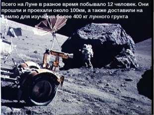 20 июля 1969 года на Луне побывал первый человек – американский астронавт Нил