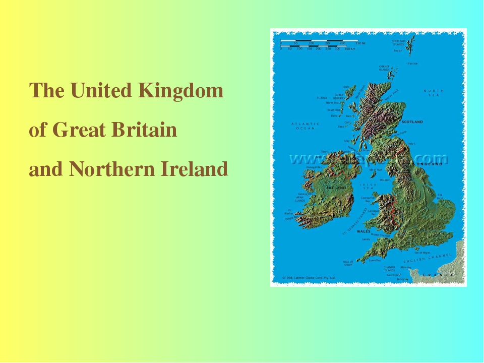 The United Kingdom of Great Britain and Northern Ireland