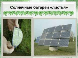 Солнечные батареи «листья» http://im6-tub-ru.yandex.net/i?id=247795524-10-72&