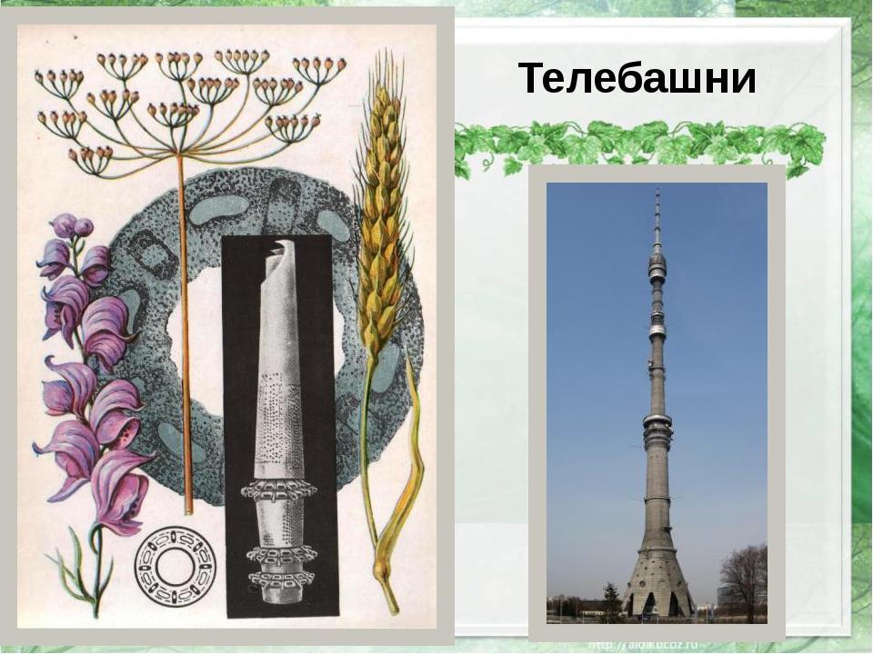 Телебашни http://www.photohost.ru/pictures/23389.jpg – Останкинская телебашня