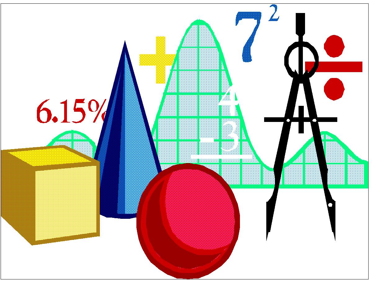 Картинки для математической презентации