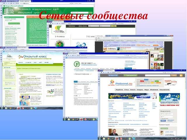 Сетевые сообщества