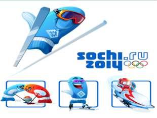 Мы говорим миру: «Sochi2014.ru – Gateway to the Future». Мы говорим всем: «До