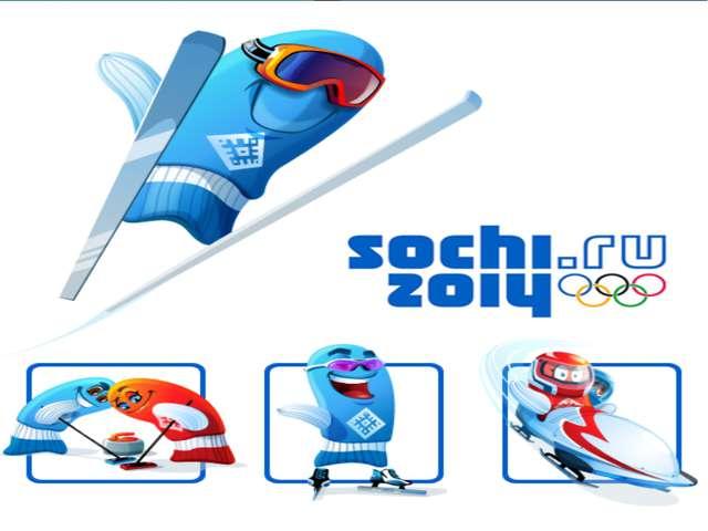 Мы говорим миру: «Sochi2014.ru – Gateway to the Future». Мы говорим всем: «До...