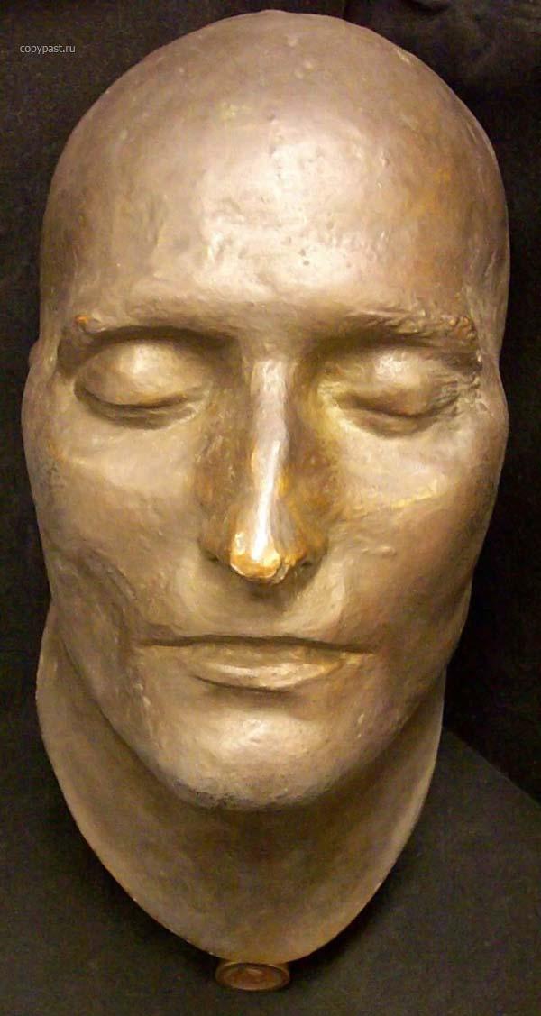 Посмертная маска (15 фото)
