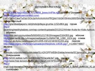 ИНТЕРНЕТ-РЕСУРСЫ http://i.artfile.ru/2048x1417_724458_[www.ArtFile.ru].jpg фо