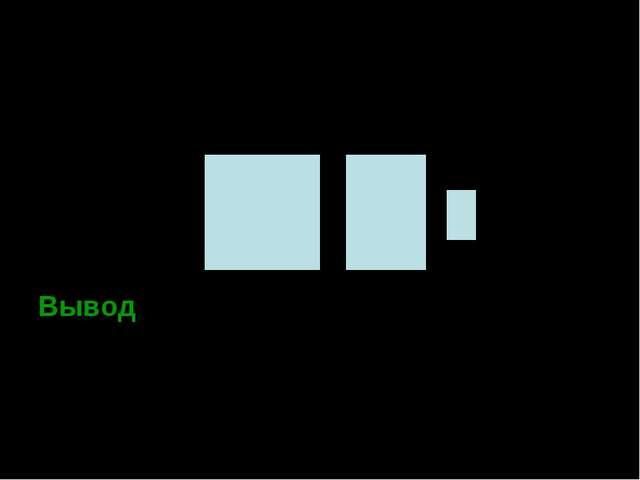 Упражнение 2. Найти значение выражения: Вывод: числа а-n и an являются взаимн...