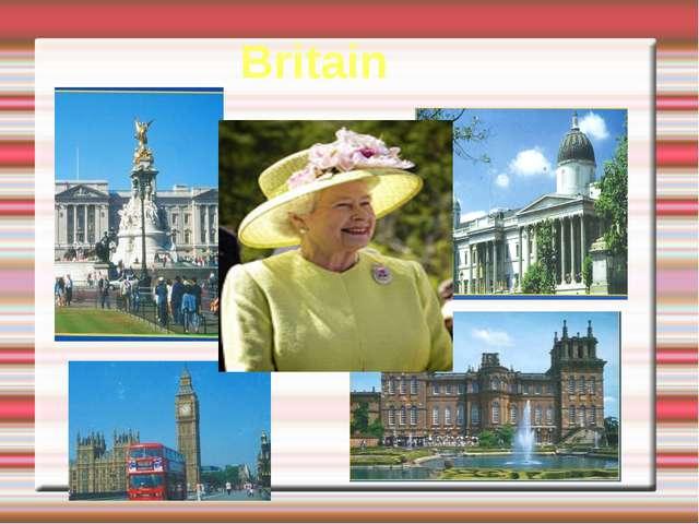 Britain Quiz time