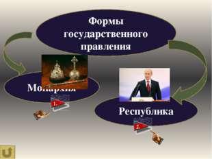 Авторитарный режим – это политический режим, сохраняющий монополию на власть