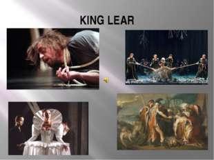 KING LЕAR
