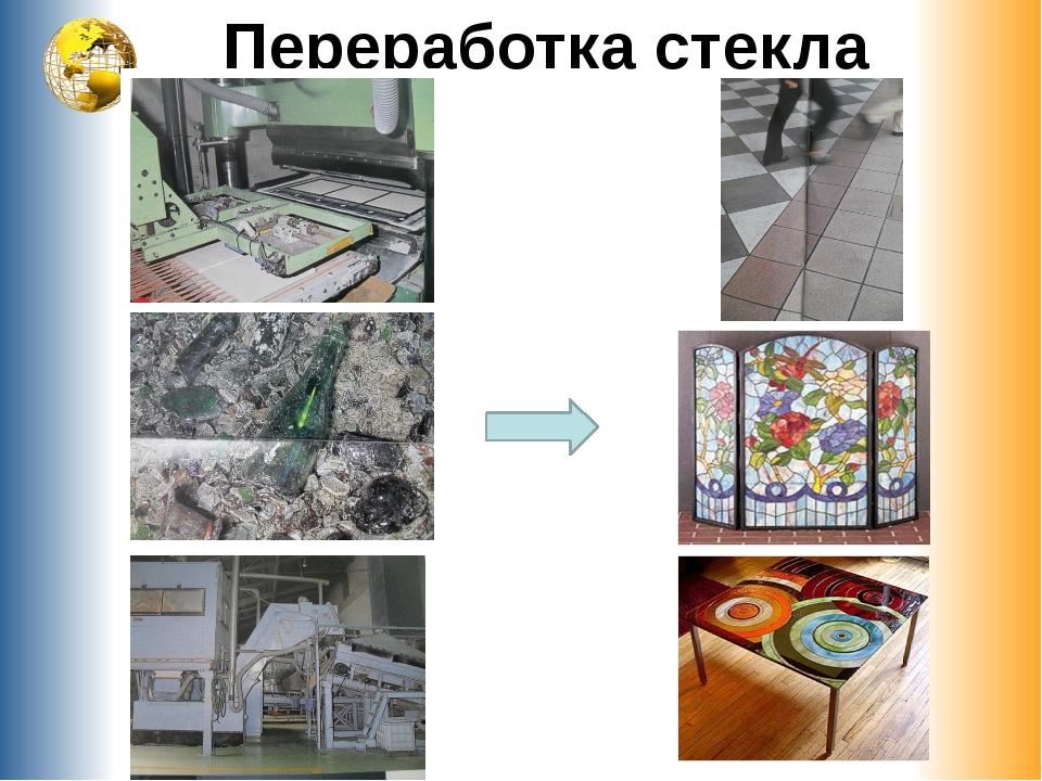 Переработка стекла в России и опыт зарубежных стран Утилизация стекла реферат