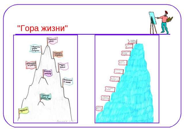 """Гора жизни"""