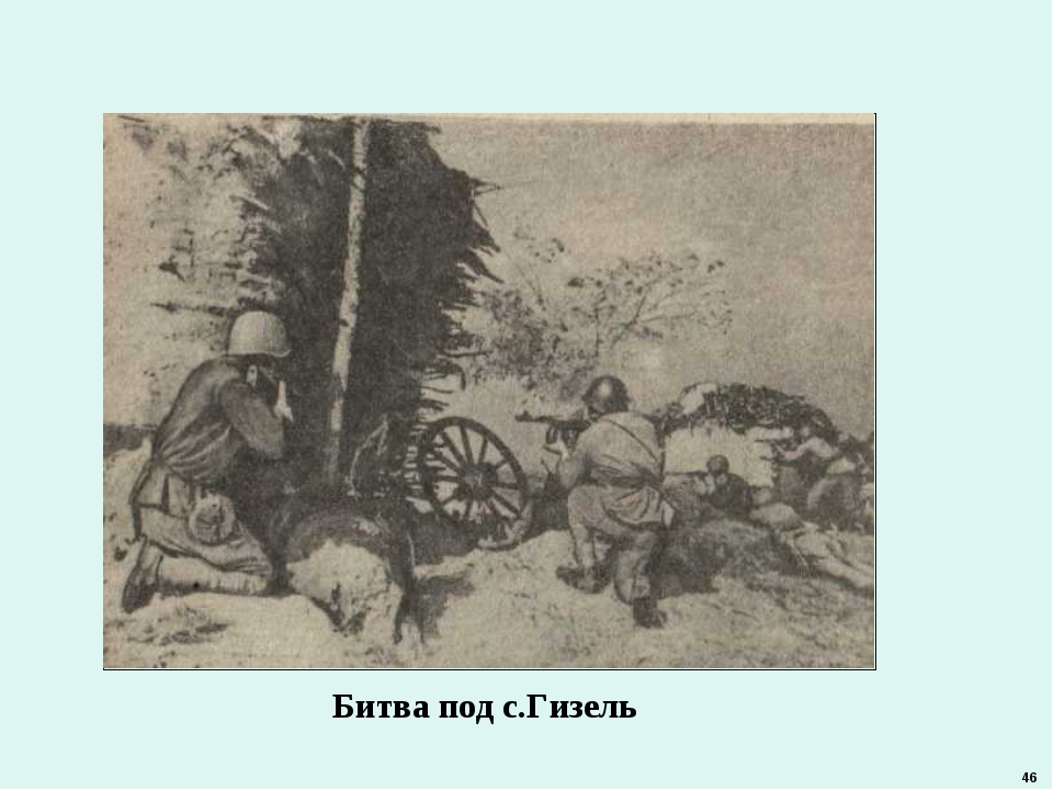 Битва под с.Гизель 46