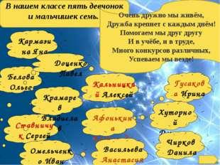 Хуторной Дмитрий Ставничук Сергей Гусакова Ирина Белова Ольга Афонькина Алекс