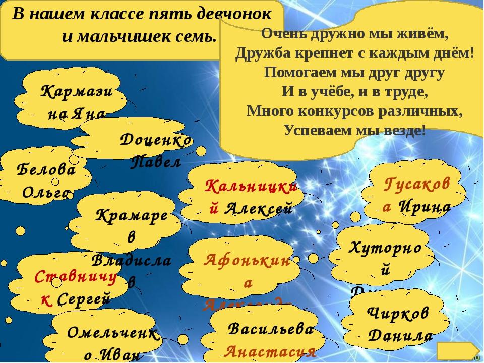 Хуторной Дмитрий Ставничук Сергей Гусакова Ирина Белова Ольга Афонькина Алекс...