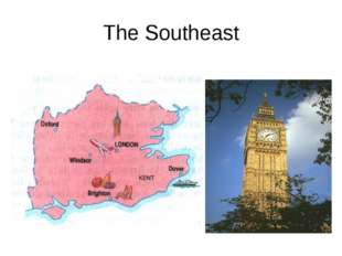 The Southeast